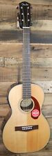 Fender Classic Design CP-140SE Parlor Acoustic-Electric Guitar w/ Hard Case NEW