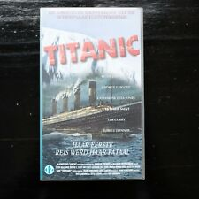 TITANIC - HAAR EERSTE REIS WERD HAAR FATAAL  - VHS