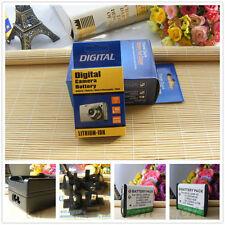 Battery+Charger for Olympus Li-42B Li-40b Fuji NP-45 NP45 Z10FD FINEPIX Z100fd
