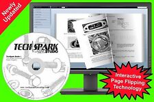 Can-Am Renegade 500 800 800R 1000 Service Repair Maintenance Shop Manual 2007-12