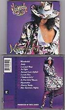 Rick James Wonderful CD ( 11 Tracks )