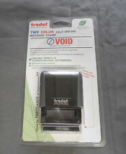 Trodat Printy 4.0 Self-Inking Message Stamp, VOID