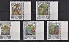 RUSSIA 1997 ROSSIJA - FAIRYTALES SERIES NATIONAL CHARACTER POSTAGE 5 IND MNH**