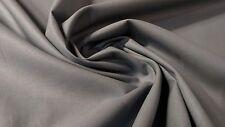 "Nomex Aramid Twill Fabric Med Gray 6.5 oz Canvas 61""W Apparel Flame Retardant"