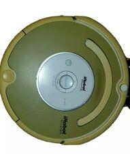 White iRobot Roomba 530 Robotic Vacuum Cleaner
