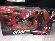 g.i. joe classified series Baroness With Cobra COIL IN HAND!
