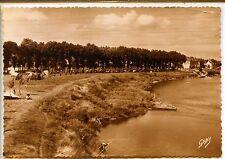CP 45 Loiret - Meung-sur-Loire - Le Camping et un coin de pêche