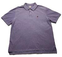 Brooks Brothers Men's Original-Fit Performance Polo Shirt Purple XXL