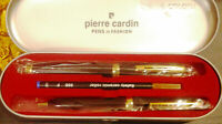 PIERRE CARDIN FOREVER ROLLER & BALL PEN SET OF 2 PENS WITH GIFT SET BOX