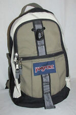 JanSport Brown/Black/Beige Nylon BackPack/Sling Bag/Travel/School