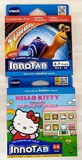 NEW Vtech INNOTAB, INNOTAB 2, 2S, 3, 3S, Turbo & Hello Kitty