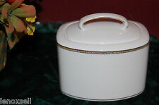 kate spade June Lane Gold Sugar Bowl  NEW USA