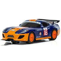 Scalextric C4091T Team GT Gulf #18 1/32 Slot Car