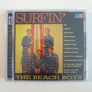THE BEACH BOYS : SURFIN' ♦ New REMASTERED Magic CD ♦ 7 BONUS & ALTERNATE