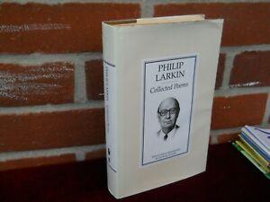 Philip Larkin - Collected Poems, 1989 Hardback