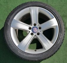 4 Genuine Original OEM Factory Mercedes-Benz SL550 SL600 Wheels New Tires SL500