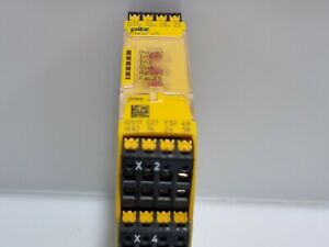 USED  Pilz PNOZ S5 Ident.no.751105 FREE EXPEDITED SHIPPING