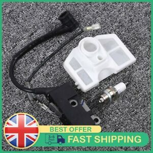 Ignition Coil Air Filter Kit For 4500 5200 5800 45cc 52cc 58cc Chinese Chainsaw
