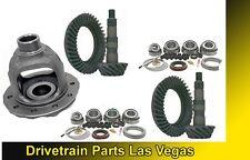 Dana 30 + 44 Jeep Wrangler TJ Ring Pinion Master Install Gear Set Package 4.88