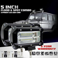5INCH 72W Two Rows Led Light Bar Modified off-road Lights Roof Light Bar Bright
