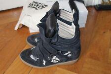 Isabel Marant bekett sneakers Hawaiian Print talla 41 con cuña Limited Edition