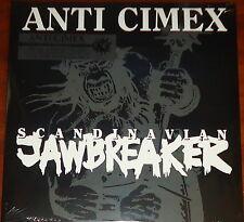 Anti Cimex - Scandinavian Jawbreaker LP Black Vinyl Gatefold New Re (2014) Punk