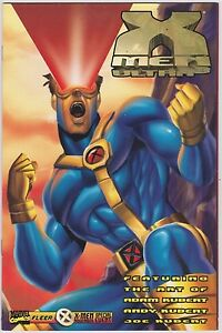 Marvel Comics Group! X-Men Ultra 3 Preview!