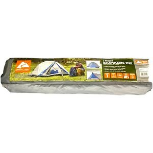 Tent Outdoor Camping Small Lightweight 1-Person Backpacking, Ultralight 3-Season