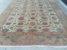 """10'3"""" x 14'6"""" New Egyptian Sultanabad Oriental Rug - Hand Made - 100% Wool"""