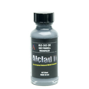 ALCLAD 2 GREY PRIMER & MICROFILLER ALC302