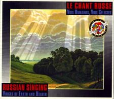 Russian Singing: Voices of Earth and Heaven Le Chant Russe SEALED 3-CD Box Set