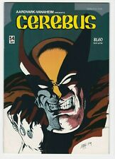 Cerebus #54 9.0 VF-NM Wolverine Parody Satire Wolveroach Canadian Comic Dave Sim