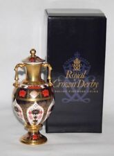 Vase British Royal Crown Derby Porcelain & China