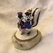 RARE Ron Lee '95 Looney Toon PEPE LE Pew & Penelope DUET ON SKATING Figurine LE
