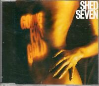 Shed Seven - Going For Gold (UK 3 Track CD Single)