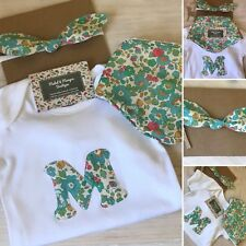 Personalised Baby Vest Set