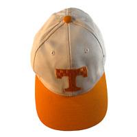 Adidas Tennessee Volunteers Hat Cap Orange Snap Back Adjustable Football  Mens