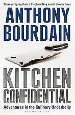 Kitchen Confidential, Anthony Bourdain, Good Used  Book