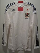Adidas 2010 Japan Techfit Player Issue Jersey Football Shirt World Cup Russia