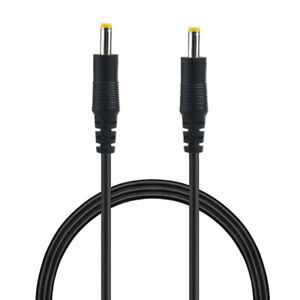 Vani 6ft DC Power 4.8/1.7mm Male to Male 4.8/1.7mm Connector Adapter Cable