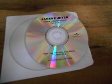 CD Pop James Hunter - Carina (1 Song) Promo UNIVERSAL disc only
