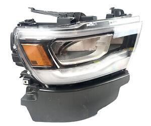 2019-2021 OEM Dodge RAM 1500 Full LED Headlight Right Passenger Side 68316082