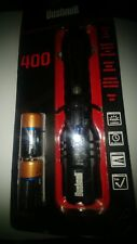 BRAND NEW Bushnell Pro 400 Lumens HIGH PERFORMANCE FLASHLIGHT CREE LED