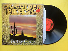 Patsy Cline - 20 golden pieces of, Bulldog Records BDL-2003 Mono Ex Condition Lp