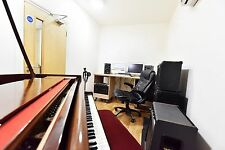 Recording studio half day hire (4 hours) with Grand Piano included!