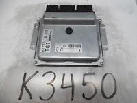 13 14 NISSAN ALTIMA 2.5L COMPUTER BRAIN ENGINE CONTROL ECU ECM EBX MODULE K3450