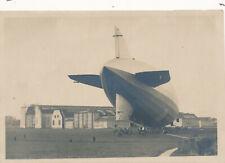 AK Landung des LZ 127 Graf Zeppelin  (7)(N12)