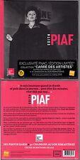 """EDITH PIAF """"Carré des Artistes"""" (2 CD+LIVRE) 40 titres / 30 photos rares  NEUF"""