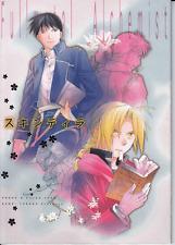 Fullmetal Alchemist Doujinshi Dojinshi Ronno & Kalus Roy x Ed (Edward) Scintilla