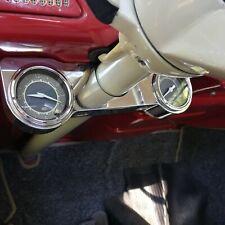 Twin Gauge Holder VW Beetle Bug Aluminium Gauge Holder for 52mm 1958-67 AAC223
